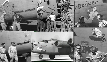 The 98th Bomb Group Liberators Over AfricaExclusive Original Documentary From Military Arts Pictures Exclusive Pi