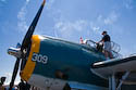 Photo of a classic Grumman TBM torpedo bomber. Click to see more.