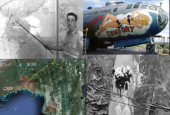 "Get ""B-29s Over North Korea"" and 3 more B-29 films on the ""B-29 Superforts Go to War Volume 2"" DVD"