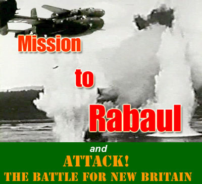 Rabaul Campaign DVD